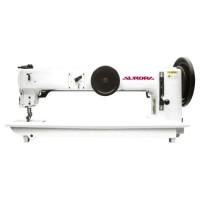 Длиннорукавная промышленная швейная машина для сверхтяжелых материалов A-272 Aurora