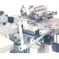 Рабочая станция с автоматическими роликами для втачивания горловины PEGASUS EXT5114-04/433-2x4/KS380/PL/FRE3P/Z054/PT