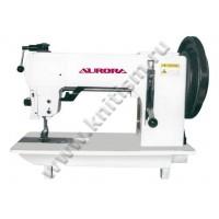 Прямострочная промышленная швейная машина для сверхтяжелых материалов A-252 Aurora