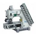 BSM 1414-100-403-601-609-04064/254 Четырехигольная плоскошовная швейная машина цепного стежка