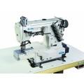 BSM C2500-156M Трехигольная пятиниточная плоскошовная швейная машина цепного стежка