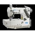 BSM 2500A-156M-VF Трехигольная пятнниточная плоскошовная швейная машина цепного стежка