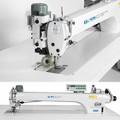 BSM  9701LAR-D3-800/PF Одноигольная, длиннорукавная промышленная швейная машина с дополнительным пулером продвижения