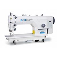 BSM  9703BR-D4J/02 Одноигольная промышленная швейная машина челночного стежка для легких и средних материалов.