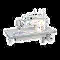 Двухигольная швейная машина Golden Wheel CSU-8672-ABFT/LL