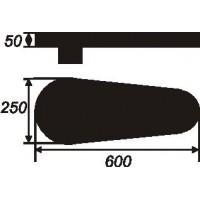 Колодка гладильная Hoffman 006