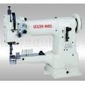 Швейная машина для обуви, кожи и сверхтяжёлых материалов Golden Wheel CS-335-BH
