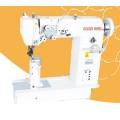 Двухигольная колонковая швейная машина Golden Wheel CS-8822