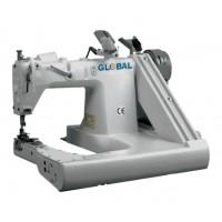 Трехигольная промышленная швейная машина Global FOA 926P