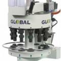 Пресс для установки фурнитуры Global PFA 12
