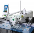 Автоматизированная машина для стежки курток и других изделий с дополнительным механизмом ножа Zoje ZJAM-5775-BH-K-800