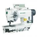 2-х игольная швейная машина челночного стежка ZOJE ZJ2845-5-BD-D3/PF