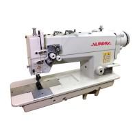 Двухигольная промышленная швейная машина Aurora A-842D-05