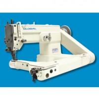Швейная машина типа Зиг-Заг с П-образной платформой Global FOZ 524