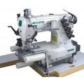 Швейная машина цепного стежка ZOJE ZJ2542PR-164M