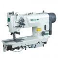 2-х игольная швейная машина челночного стежка ZOJE ZJ2842-BD