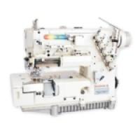 Плоскошовная машина с дозированной подачей резинки GOLDEN WHEEL CSA-1539A-3-156M