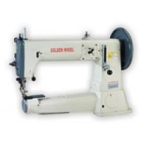 Промышленная швейная машина для сверхтяжелых материалов GOLDEN WHEEL CS-471