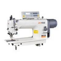 Прямострочная промышленная швейная машина с шагающей лапкой JOYEE JY-H339CX-D3B с прямым приводом