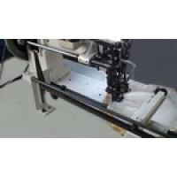 Прямострочная промышленная швейная машина для изготовления полировальных кругов A-450 Aurora