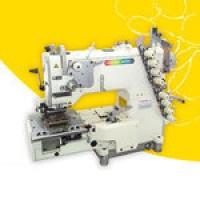 Поясная машина GOLDEN WHEEL CS-4650WB-SM с серво-мотором