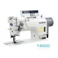 Двухигольная промышленная швейная машина T-8422C Brother