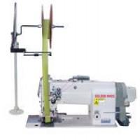Двухигольная промышленная швейная машина GOLDEN WHEEL CS-8172-P1 для настрачивания ленты
