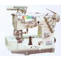Плоскошовная машина для декоративной окантовки GOLDEN WHEEL CSSM-1503-3-156M
