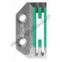 Зубчатая рейка 4-х рядная с антистатическим напылением для пластины Е14-20