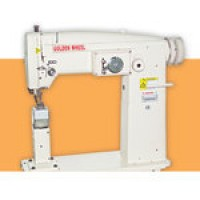 Швейная машина строчки зиг-заг с платформой колонкового типа GOLDEN WHEEL CS-2391