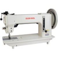 Прямострочная машина для сверхтяжелых материалов GOLDEN WHEEL CS-2040